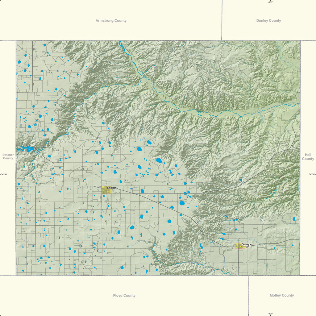 1-Site Offers Gis Resources For Texas Counties - Texas Gis Map
