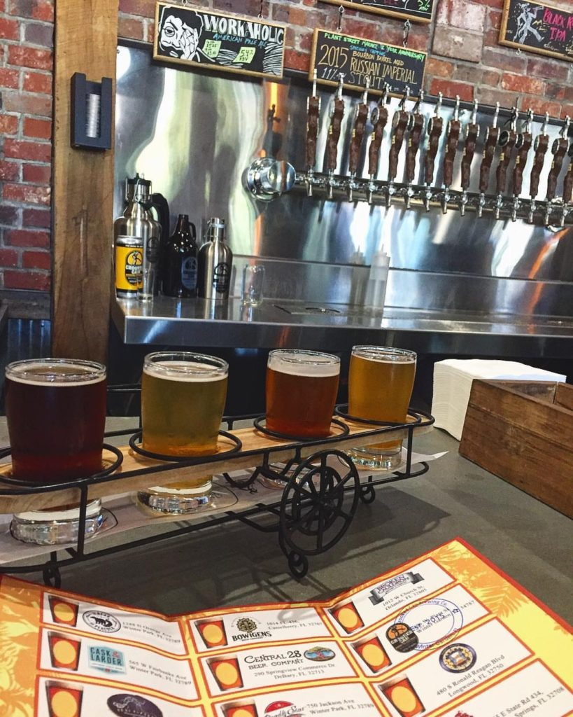 10 Essential Central Florida Experiences@lovecentralfl - Central Florida Ale Trail Map