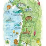 10 Spots To Scope Out On A Road Trip Through West Central Florida   Central Florida Springs Map