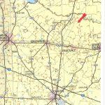 103 Acres In Van Zandt County, Texas   Van Zandt County Texas Map