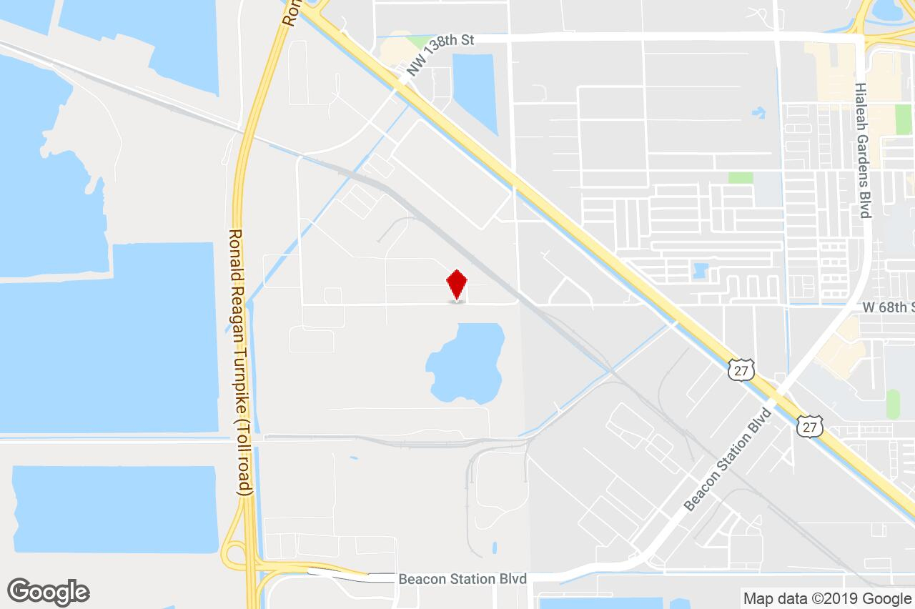 10851 Nw 122 Street, Medley, Fl, 33178 - Warehouse Property For Sale - Medley Florida Map
