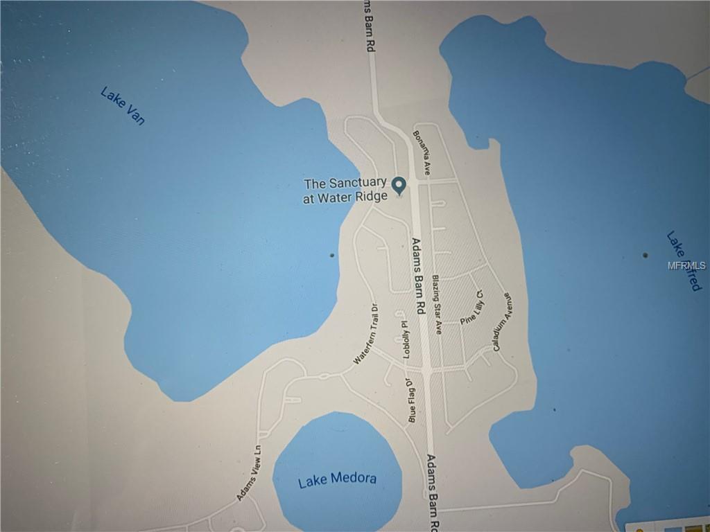 126 Blazing Star Avenue, Lake Alfred, 33850   Fannie Hillman + - Lake Alfred Florida Map