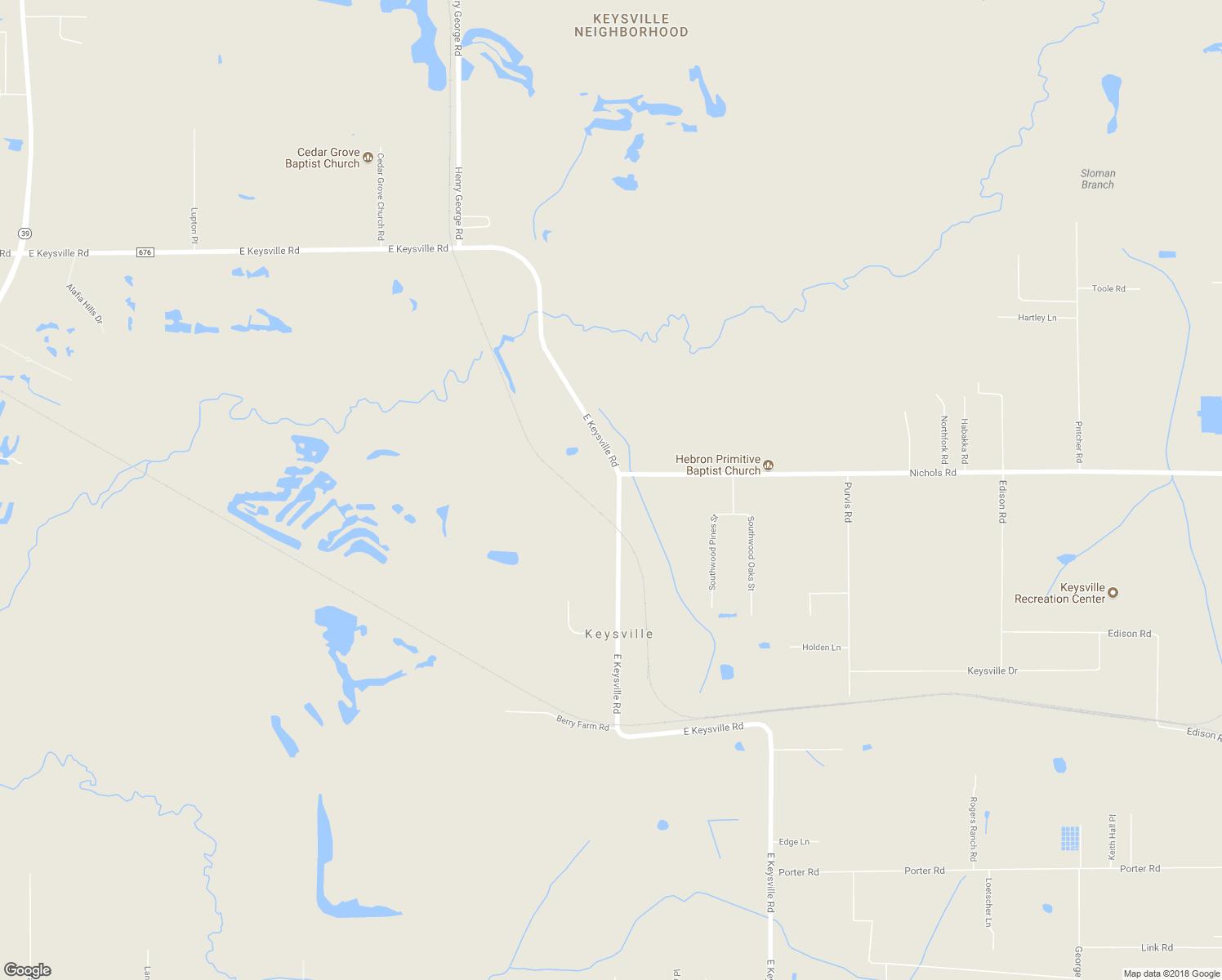 1625 East Keysville Road, Lithia Fl - Walk Score - Lithia Florida Map