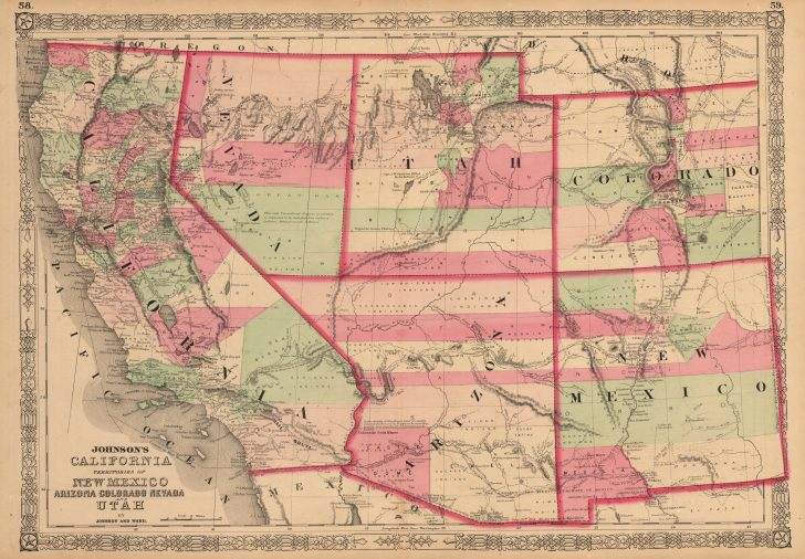 Earp California Map