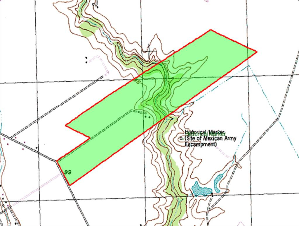 189.18 Acres In Fort Bend County, Texas - Topographic Map Of Fort Bend County Texas