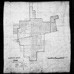 1940 Census Texas Enumeration District Maps   Perry Castañeda Map   Alice Texas Map