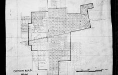 1940 Census Texas Enumeration District Maps – Perry-Castañeda Map – Alice Texas Map
