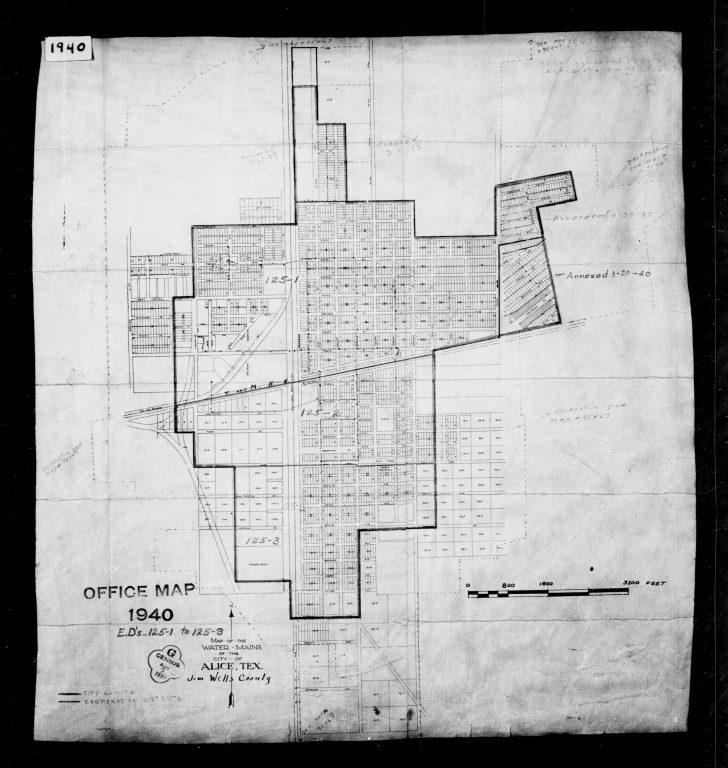 Alice Texas Map