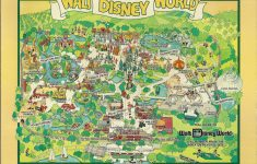 1980 Walt Disney World Dial Map | In August 1983 We Visited … | Flickr – Walt Disney Florida Map