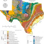 1992 Geologic Map Of Texas [2246X2971] : Mapporn   Texas Geological Survey Maps