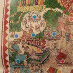 1994 Six Flags Fiesta Texas Theme Park Map San Antonio Not   Fiesta Texas Map