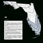2010 Wind Maps   Florida Wind Speed Map