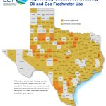 2013 Palacios In Texas Freshwater Use For Oil And Gas Should Be   Texas Oil And Gas Well Map