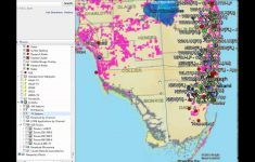 2014 Florida Citrus Greening & Am/fm & Tv Tower Locations – Youtube – Florida Citrus Greening Map