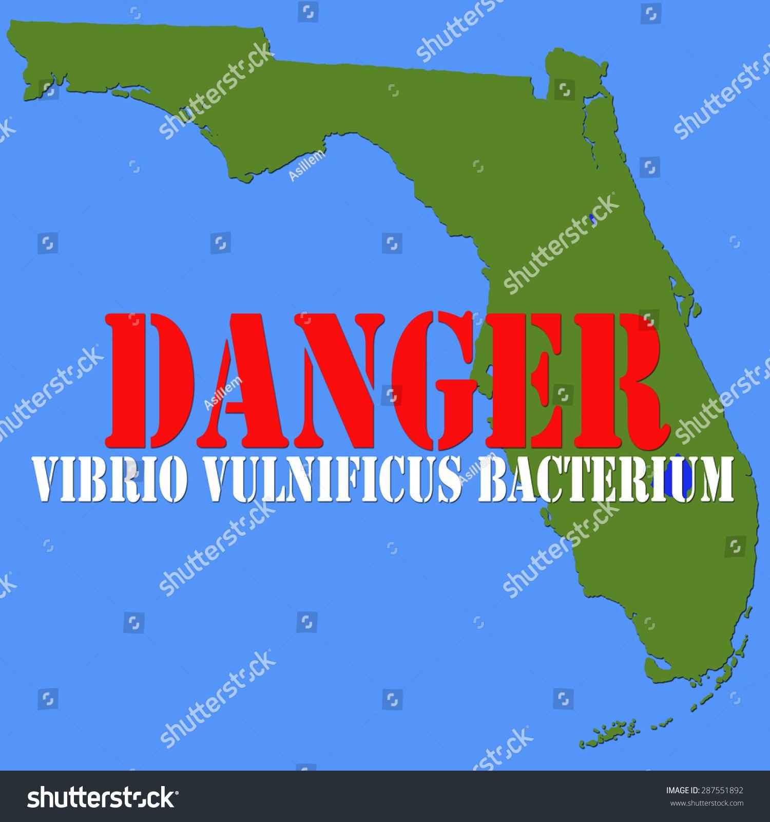 2017 Map Flesh Eating Bacteria - Flesh Eating Bacteria Florida 2017 Map