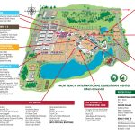 2018 Wef Vendor Map 2   Wellington Equestrian Realty   Wellington Florida Map