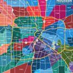 2019 Update: Houston Texas Zip Code Map | Houstonproperties   Show Me Houston Texas On The Map