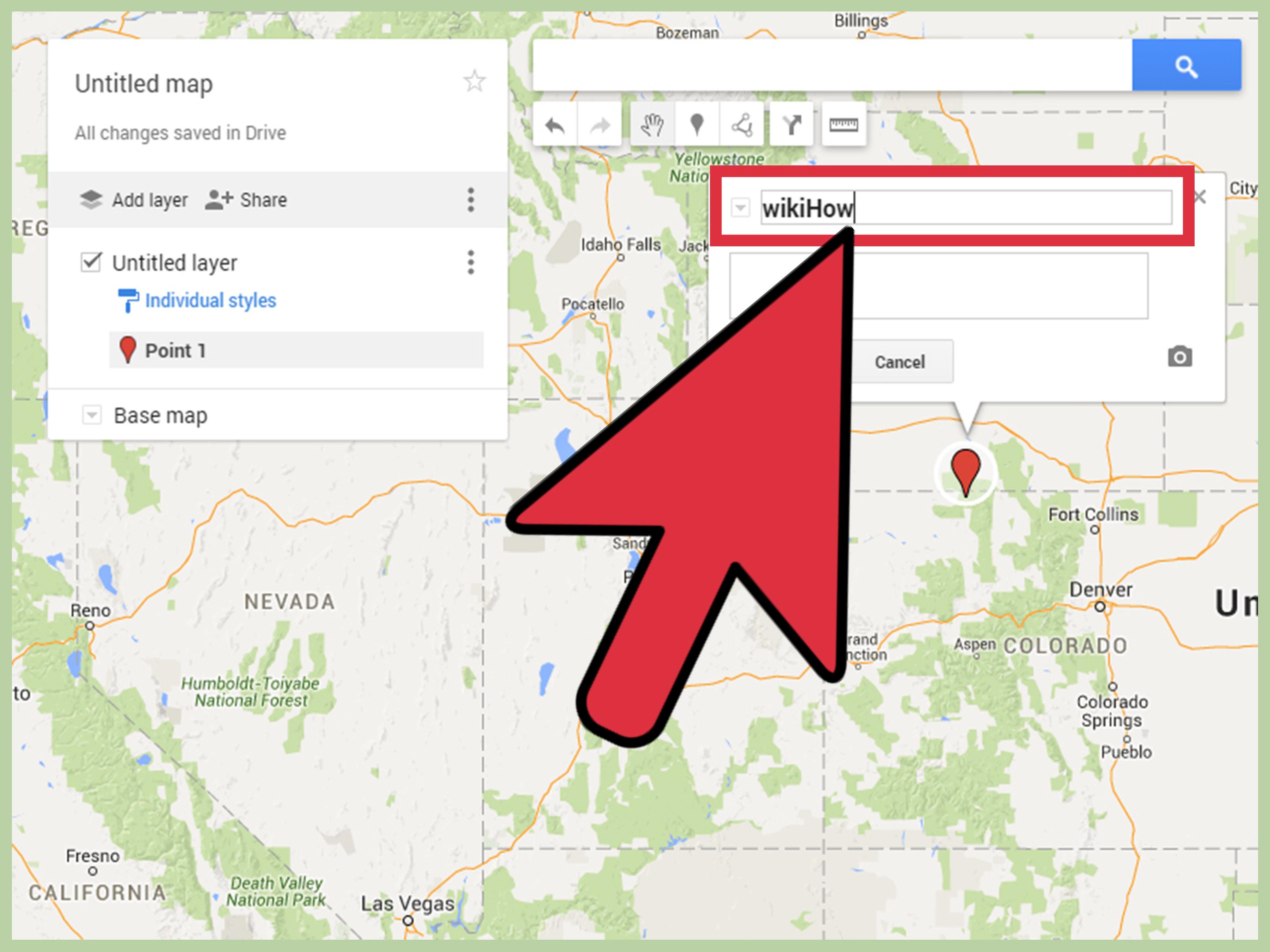 3 Manières De Ajouter Un Marqueur Sur Google Maps - Google Maps California