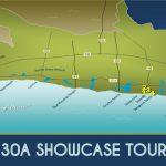 30A Beach Towns – 30A Florida Map