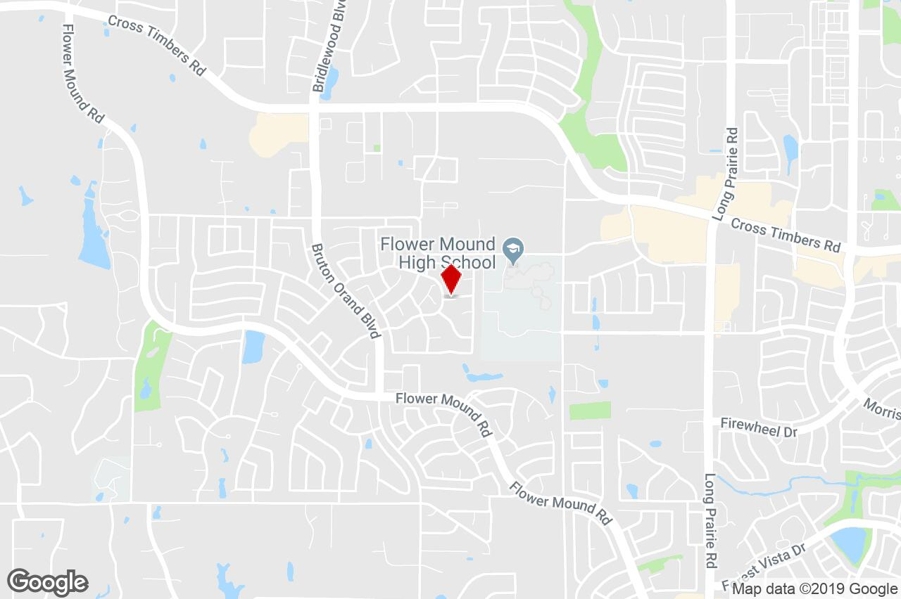 3100 Peters Colony Road, Flower Mound, Tx, 75022 - Medical Office - Flower Mound Texas Map