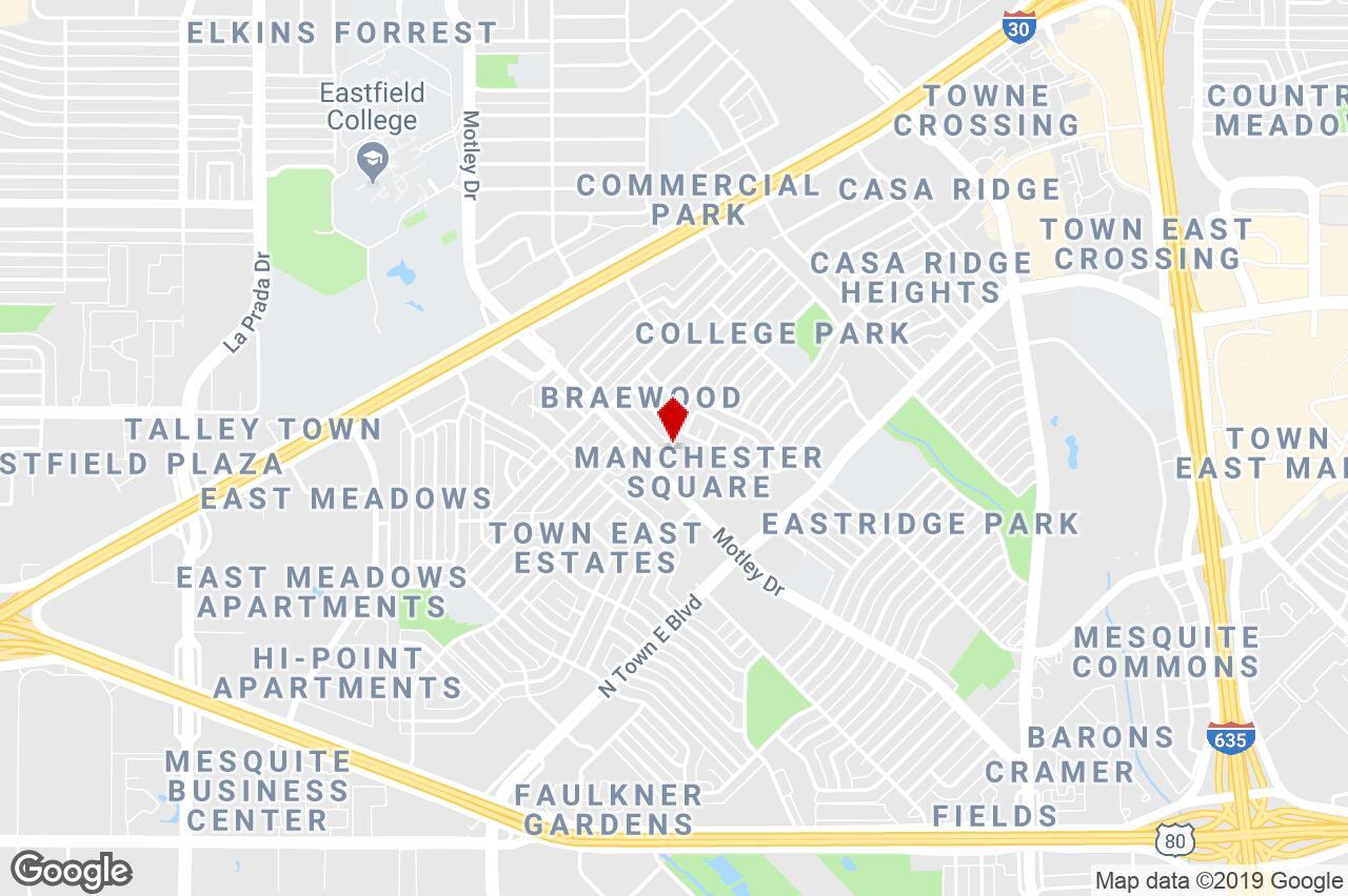 3424 Manchester, Mesquite, Tx, 75150 - Day Care Facility/nursery - Google Maps Mesquite Texas