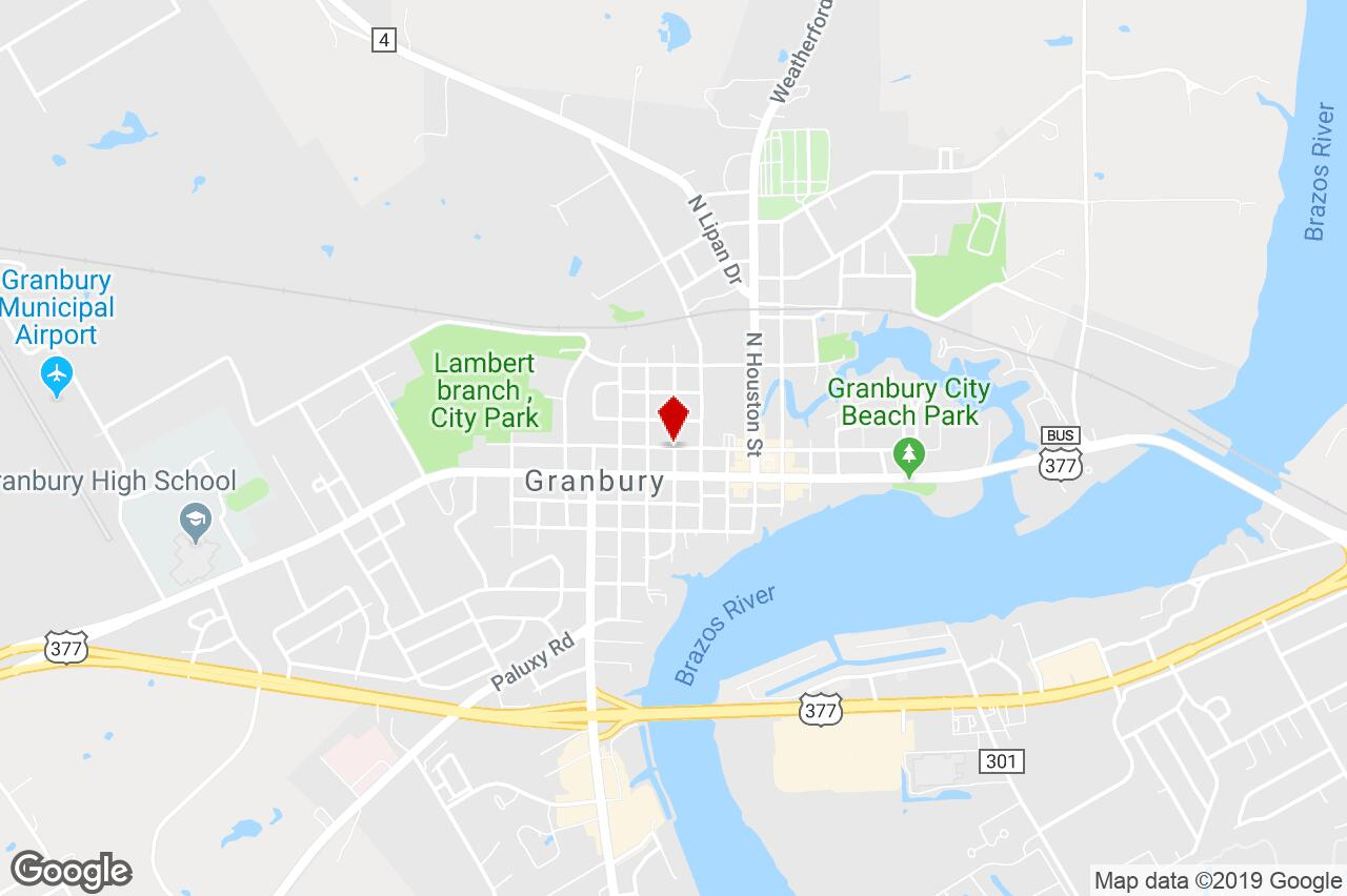 403 W. Bridge Street, Granbury, Tx, 76048 - Special Purpose (Other - Google Maps Granbury Texas