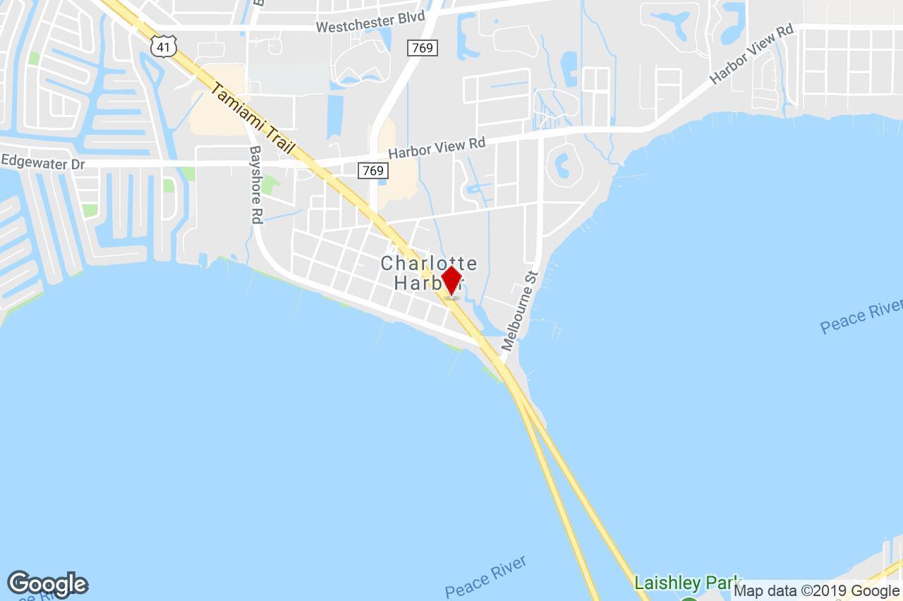 4838 Tamiami Trail, Port Charlotte, Fl, 33980 - Retail (Land - Google Maps Port Charlotte Florida