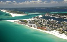 5 Emerald Coast Beaches With Sugar White Sand | Visit Florida – Map Of Florida Coast Beaches