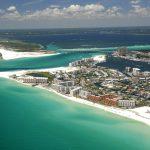 5 Emerald Coast Beaches With Sugar White Sand | Visit Florida   Panama City And Destin Florida Map