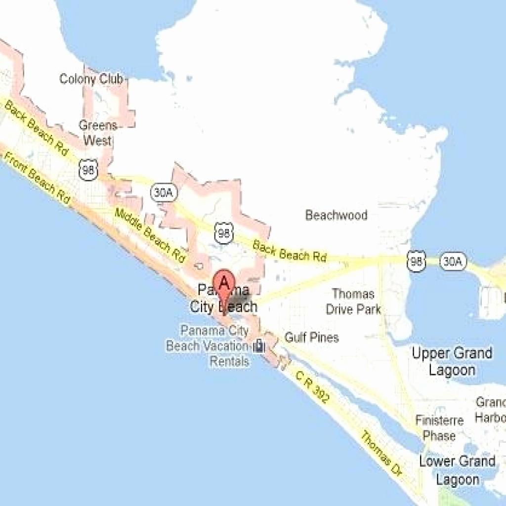52 Luxury Florida Panhandle Beaches | Waterpuppettours - Map Of Florida Panhandle Beaches