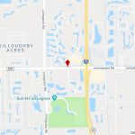 5410 Immokalee Road, Naples, Fl, 34110   Free Standing Bldg Property   Immokalee Florida Map