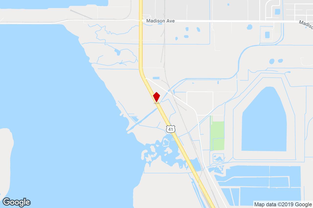 5819 Us Hwy 41, Apollo Beach, Fl, 33572 - Neighborhood Center - Map Of Florida Showing Apollo Beach