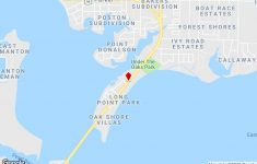 6029 E. Hwy 98, Panama City, Fl, 32404 – Office Building Property – Panama City Florida Map Google