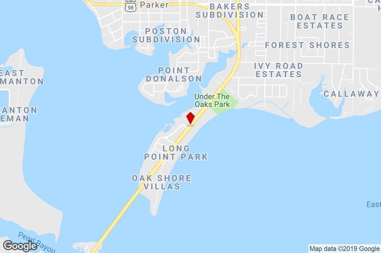 6029 E. Hwy 98, Panama City, Fl, 32404 - Office Building Property - Panama City Florida Map Google