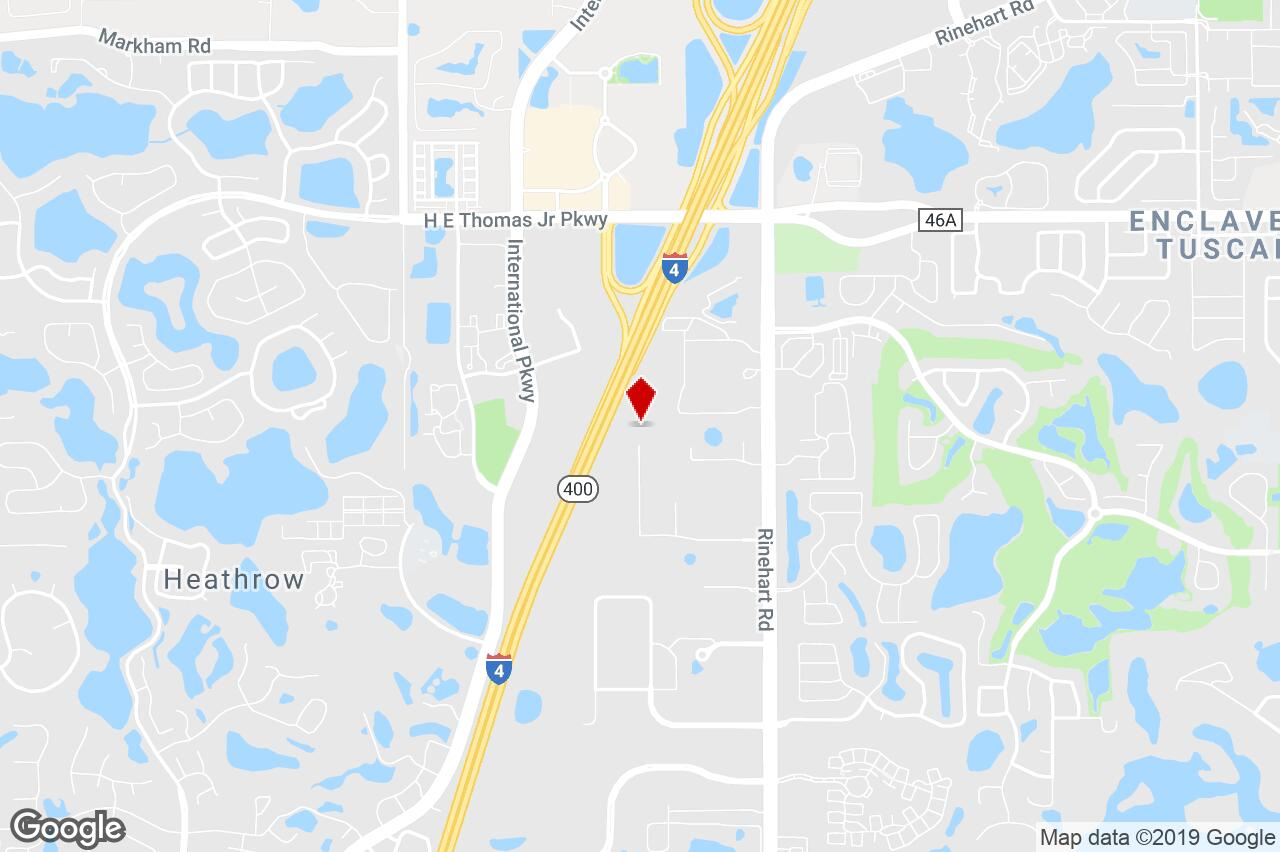 680 Century Pt, Lake Mary, Fl, 32746 - Property For Lease On Loopnet - Map Of Lake Mary Florida And Surrounding Areas