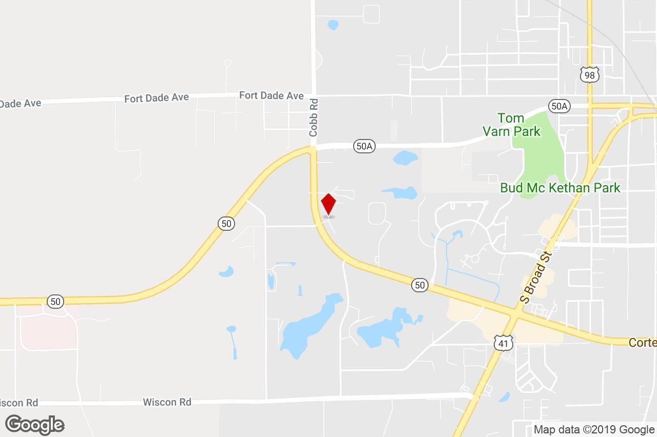 790 Providence Blvd, Brooksville, Fl, 34601 - Retail (Other - Brooksville Florida Map