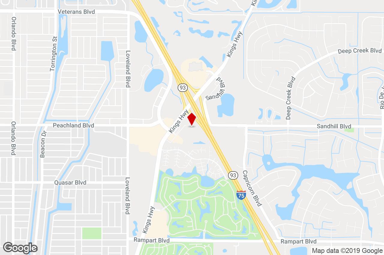 812 Kings Hwy, Port Charlotte, Fl, 33980 - Hotel Property For Sale - Google Maps Port Charlotte Florida