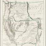 A Classic California Gold Rush Map   Rare & Antique Maps   California Gold Rush Map