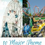 A Guide To Southern California's Major Theme Parks   Tourist Meets   Southern California Amusement Parks Map