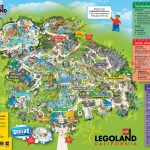 A Map Of Legoland California | Legoland California Resort; Carlsbad   Southern California Amusement Parks Map