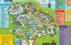 A Map Of Legoland California | Legoland California Resort; Carlsbad – Southern California Amusement Parks Map
