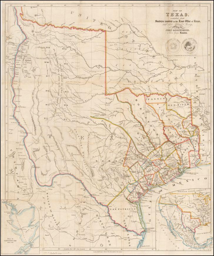 Texas Land Office Maps