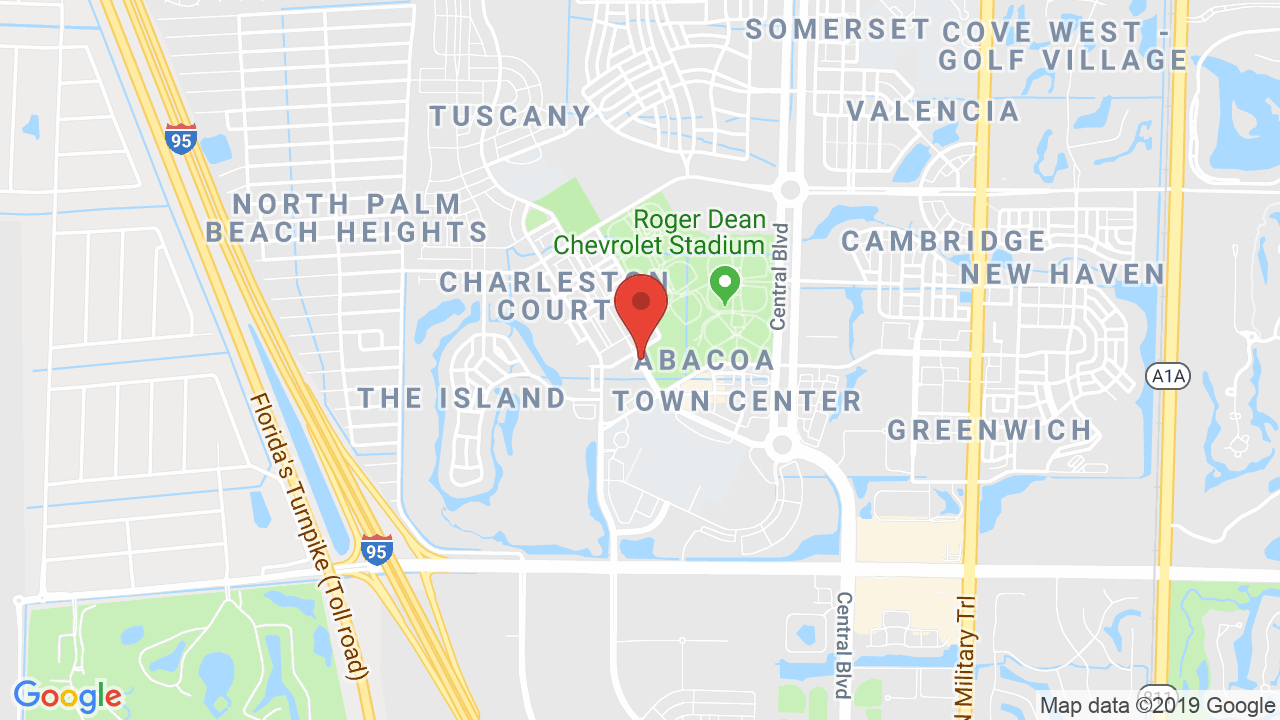 Abacoa Town Center Amphitheatre - Shows, Tickets, Map, Directions - Abacoa Florida Map