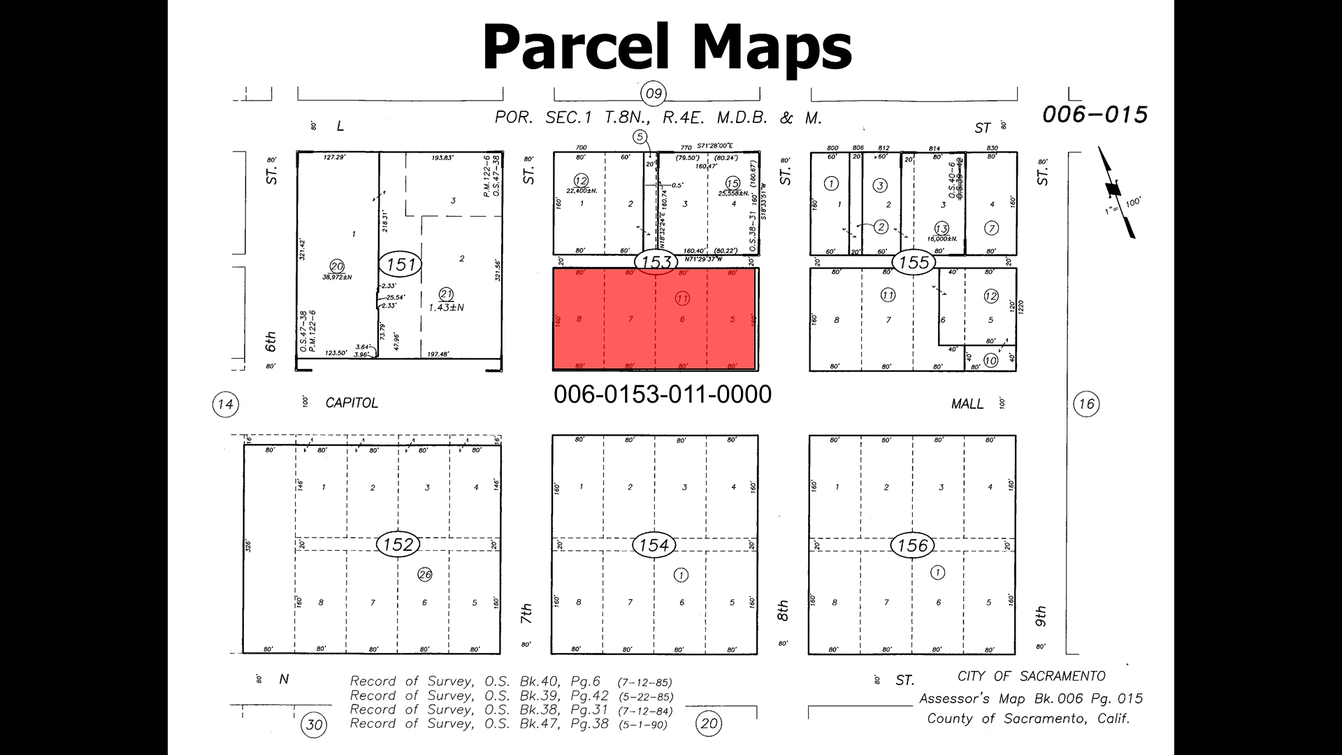 About Assessor Parcel Maps Regarding Current California Subdivision - California Parcel Map