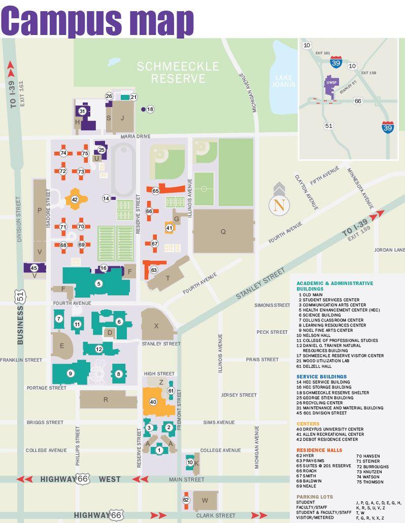 Adaadab Best Of Detail Map California University Of Pa Campus Map - California University Of Pa Campus Map