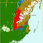 Adapting To Global Warming   Florida Global Warming Flood Map