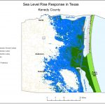 Adapting To Global Warming   Padre Island Texas Map