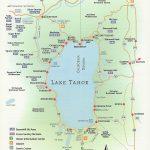 Agate Bay Properties | Area Map | North Lake Tahoe, Ca   Map Of Lake Tahoe Area California