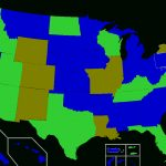 Ages Of Consent In The United States   Wikipedia   Map Of Sexual Predators In Florida