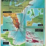 Air Florida Route Map, December 1983 | Air Florida Route Map… | Flickr   Florida Destinations Map